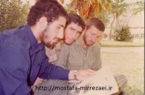 گالری تصاویر شهید مصطفی میررضایی