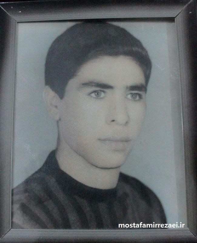 تصاویر شهید عبدالرضا دارایی