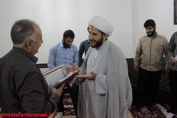 گزارش تصویری/دیدار با خانواده محترم شهید عبدالرضا دارایی