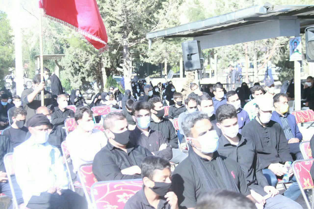 برگزاری ششمین یادواره شهدای منطقه ماسور و بزرگداشت شهید سید نورخدا موسوی