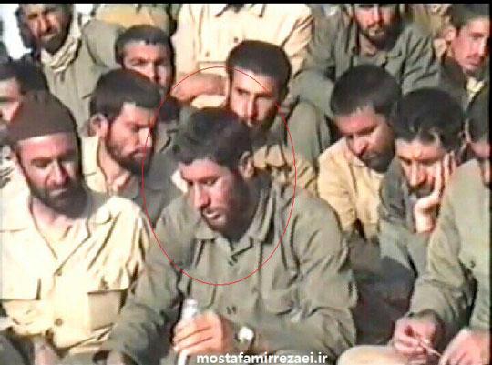 فیلم (ش5) مصاحبه با: سردار شهید مصطفی میررضایی از فرماندهان شجاع و رشید لرستان، جنوب و غرب کشور.