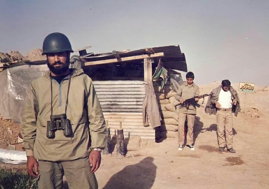 تصاویر شهید والامقام جوزی جعفری نژاد (امیری)
